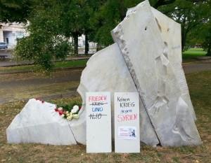 Weltfriedenstag in Potsdam