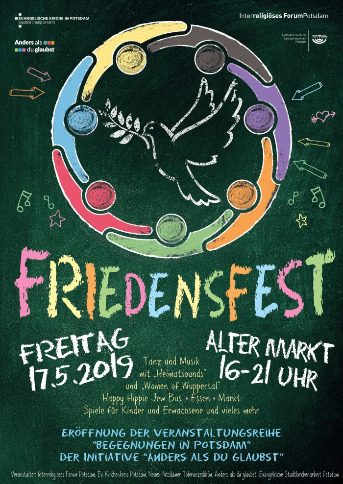 17.05.2019 - Friedensfest in Potsdam